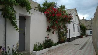 Доля домовладения в Евпатории по ул Симферопольской