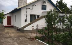 Дом в селе Известковое