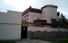 Дом и пансионат в пгт Заозерном
