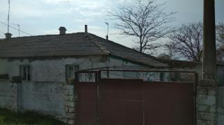 Продаётся квартира на земле в пригороде Евпатории,в селе Витино.