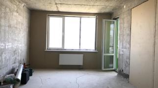 Трехкомнатная квартира в новом доме