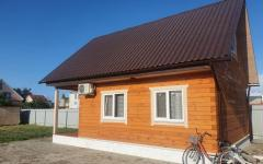 Дом- дача в пригороде Евпатории.